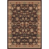 Pastiche Kashmiran Sharak Brunette Rug