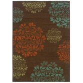 Montego Brown Multi Outdoor Rug