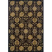 Stella Black/Gold Rug