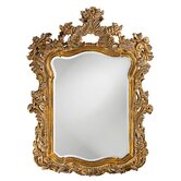 Ornate Turner Wall Mirror