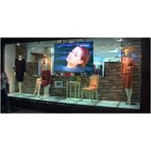 "Insta-RP Series Rear Projection Screen - 16:9 Format 121"" Diagonal"