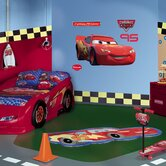 Lightning McQueen Wall Graphic