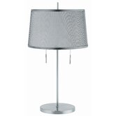 Moderna  Table Lamp in Steel