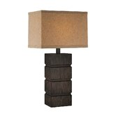 Blog  Table Lamp in Dark Bronze