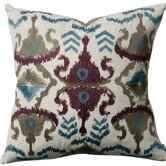 "Ankara 18"" x 18"" Eurosham Pillow"