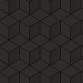 Shape and Form Cubix Geometric Wallpaper