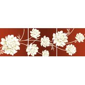Rose Triptych Canvas (set of 3)