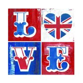 Love Union Canvas Blocks (set of 4)