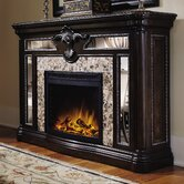 Pulaski Furniture Fireplace Mantel Shelves And Surrounds