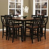 Berkshire 9 Piece Counter Height Dining Set