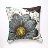 Botany Pillow in Aqua