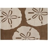Tufted Pile Sand Rug