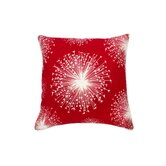 Seed Pillow in Scarlet