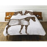 Thoroughbred Duvet Cover