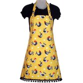 Hot Chicks Women's Bib Style Apron