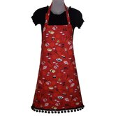 Let's Sushi! Women's Bib Style Apron