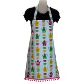 Sweet Home Perk Up Women's Bib Style Apron
