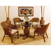 Sunset Reef 5 Piece Dining Set
