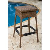 Grenada Short Bar Stool