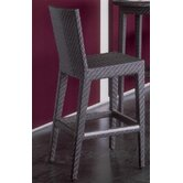 Soho Patio Barstool in Java Brown