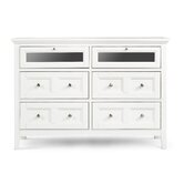 Kentwood 4 Drawer Media Dresser