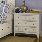 Kentwood 3 Drawer Nightstand