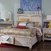 Summerhill Panel Storage Bed