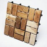 Infinita Corporation Outdoor Deck Tiles