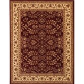 Anatolia Antique Herati Red Rug