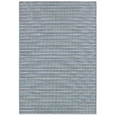Berkshire Potomac Blue Indoor/Outdoor Rug