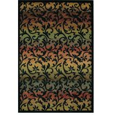 Accents Ornament Ebony Rug