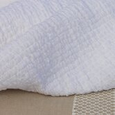 Ruched Muslin Coverlet Collection