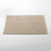 Diamond Pebble Bath Rug