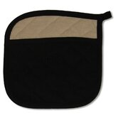 "MUincotton 9"" Potholder in Onyx"