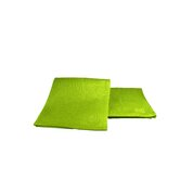 "MUbamboo 12"" x 12"" Dishcloth in Moss (Set of 2)"