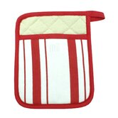 MUincotton Potholder in Punch Stripe (Set of 2)