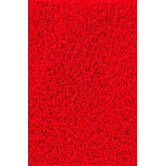 Casual Elegance Red Rug