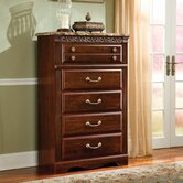 Triomphe 5 Drawer Chest