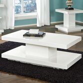 Meridian Coffee Table with Casters