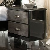 Decker  2 Drawer Nightstand