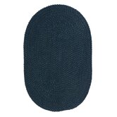 Softex Lapis Blue Solid Rug