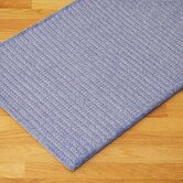 Solid Chenille Amethyst Kids Rug
