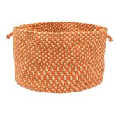 Montego Tangerine Utility Basket