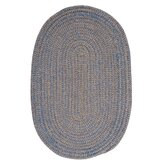 Softex Check Blue Ice Check Rug