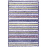 Seascape Amethyst Striped Rug