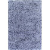 Comfort Shag Aqua Blue Rug
