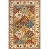 Persian Garden Assorted Colors Rug