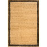 Desert Gabbeh Camel Rug