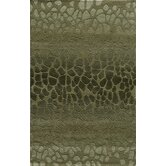 Delhi Green Rug