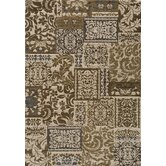 Dream Damask Ivory Rug